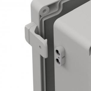 Czarne koła Scooter/Skate 70x25mm