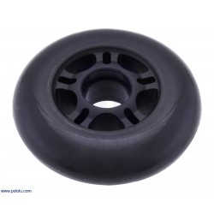 Scooter/Skate Wheel 84×24mm - Black