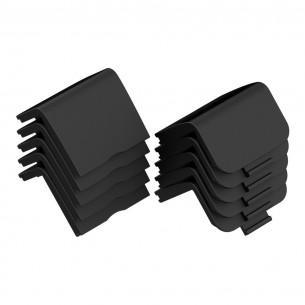 Obudowa do Raspberry Pi 3/2/B+ przezroczysta