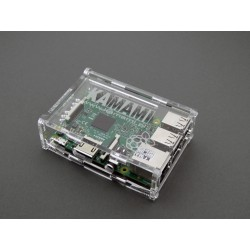 Raspberry Pi 3/2 / B + transparent housing