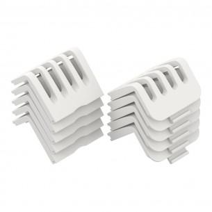 Obudowa do Raspberry Pi 3/2/B+ przezroczysta montowana na śruby
