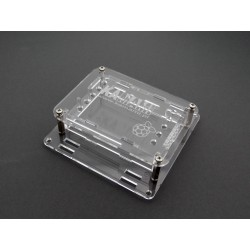 Raspberry Pi 3/2 / B + housing type VESA transparent