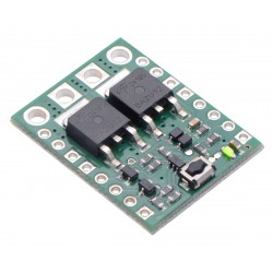 Pololu 2812 - Big Pushbutton Power Switch with Reverse Voltage Protection, MP