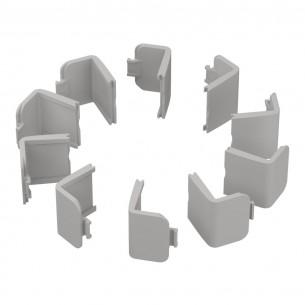 L-Braket para aluminiowych uchwytów do silników Pololu