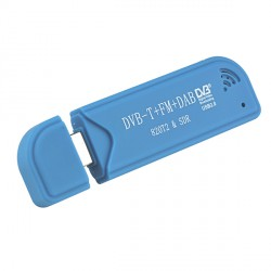 DVB-T tuner - USB dongle with RTL2832U chip and 820T2 head