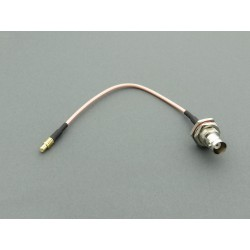 BNC / MCX cable (adapter) 13cm long (pigtail)