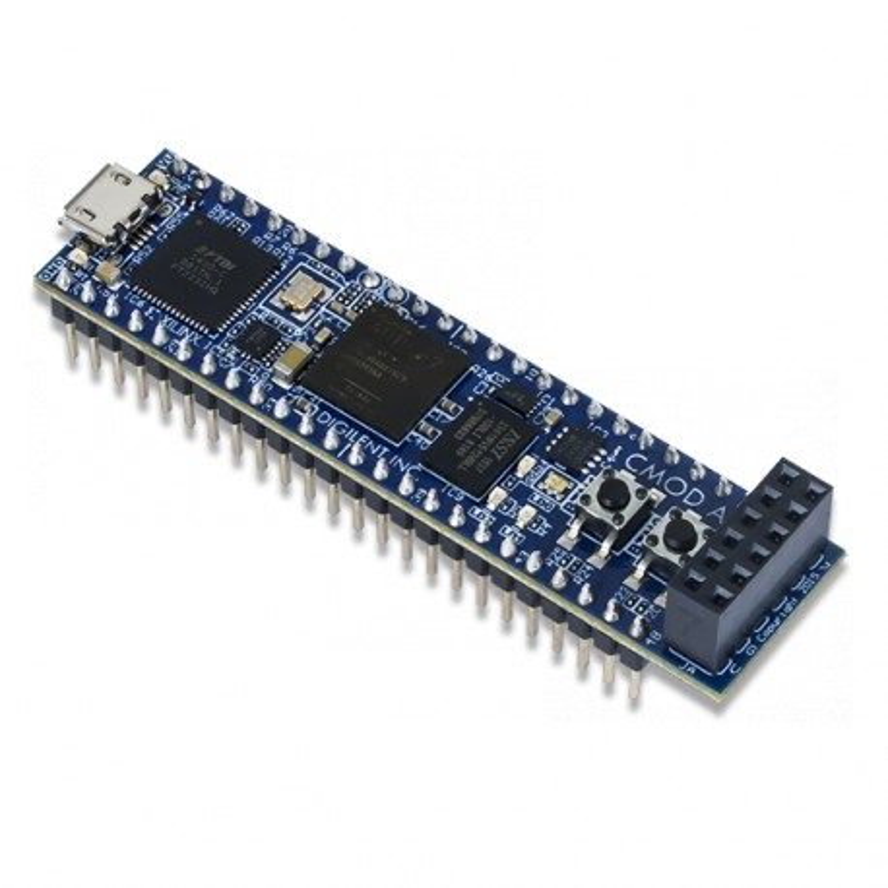 Digilent Cmod A7 Moduł uruchomieniowy z FPGA Artix-7