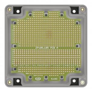 Czarne koła Scooter/Skate 100x24mm