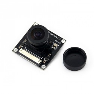 RPi Camera (I), Raspberry Pi Camera Module, Fisheye Lens, Wider Field of View