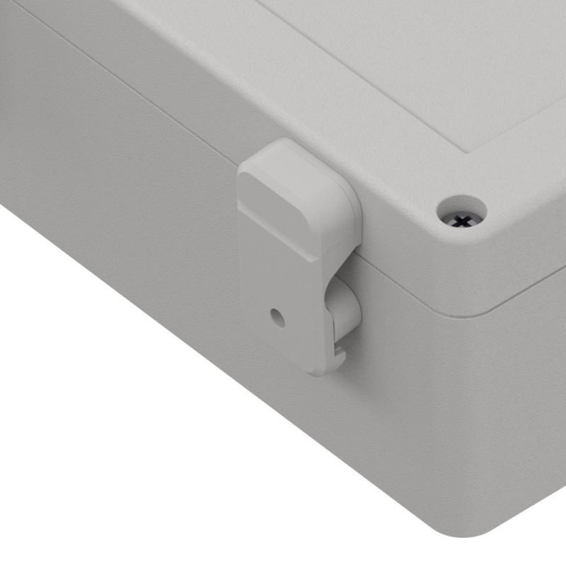 Obudowa do Raspberry PI 2/B+/3 metalowa czerwona