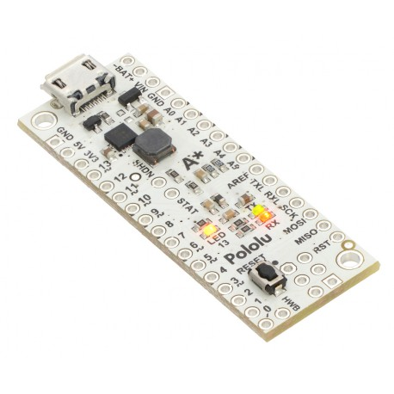 A-Star 32U4 Mini ULV - płytka bazowa z mikrokontrolerem ATmega32U4
