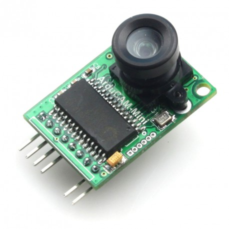 ArduCam-Mini 5 MPx 2592 x 1944 px 60 fps SPI OV5642 - moduł z kamerą do płytek Arduino