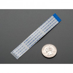 Flex Cable for Raspberry Pi Camera - 100mm / 4