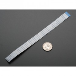 Flex Cable for Raspberry Pi Camera - 200mm / 8