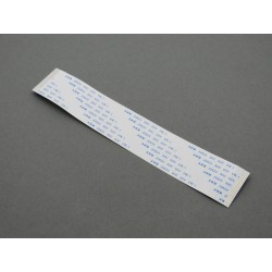 50 cm FFC / FPC tape with 15 cm length and 0.5 mm pitch, type A-A