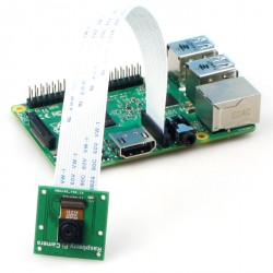 ArduCam OV5647 Camera 5Mpx for Raspberry Pi official board
