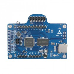 ArduCAM-F Rev. C+ Shield for Arduino with OV2640 2Mpx Camera
