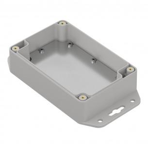 Pololu 1994 - Pololu Universal Aluminum Mounting Hub for 1/4â€l Shaft, M3 Holes (2-Pack)