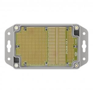 Złącze USB Micro-B na PCB z listwą goldpin 5x1