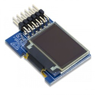 Pmod OLEDrgb: 96 x 64 RGB OLED Display with 16-bit color resolution
