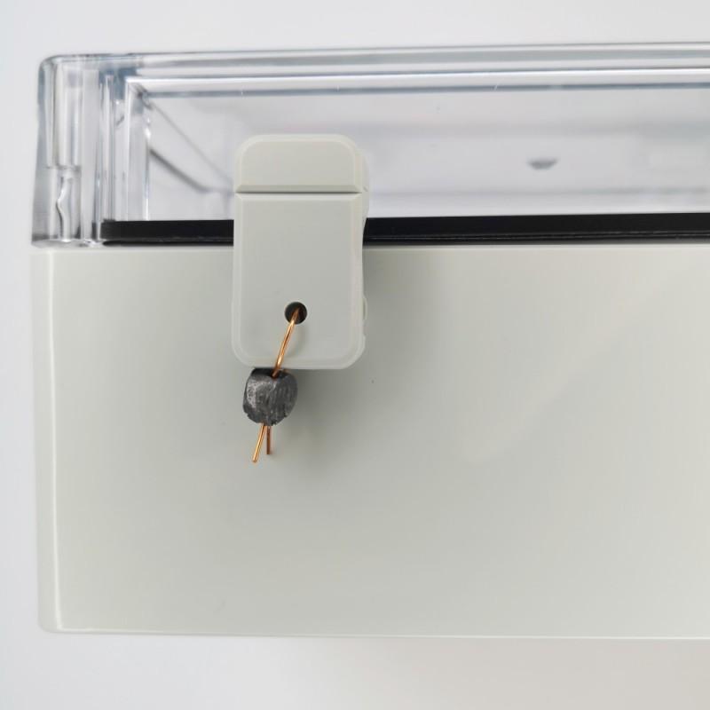 Aluminiowy Hub mocujący na wał 3 mm śruba M3 (2 szt.)