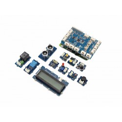 Starter kit for working with Raspberry Pi A +, B, B +, 2, 3 - GrovePi +