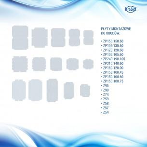 PowerBank Platinet 8000 mAh z funkcją latarki, czarno-szary