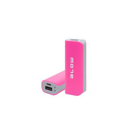 PowerBank Blow PB11 4000 mAh różowy
