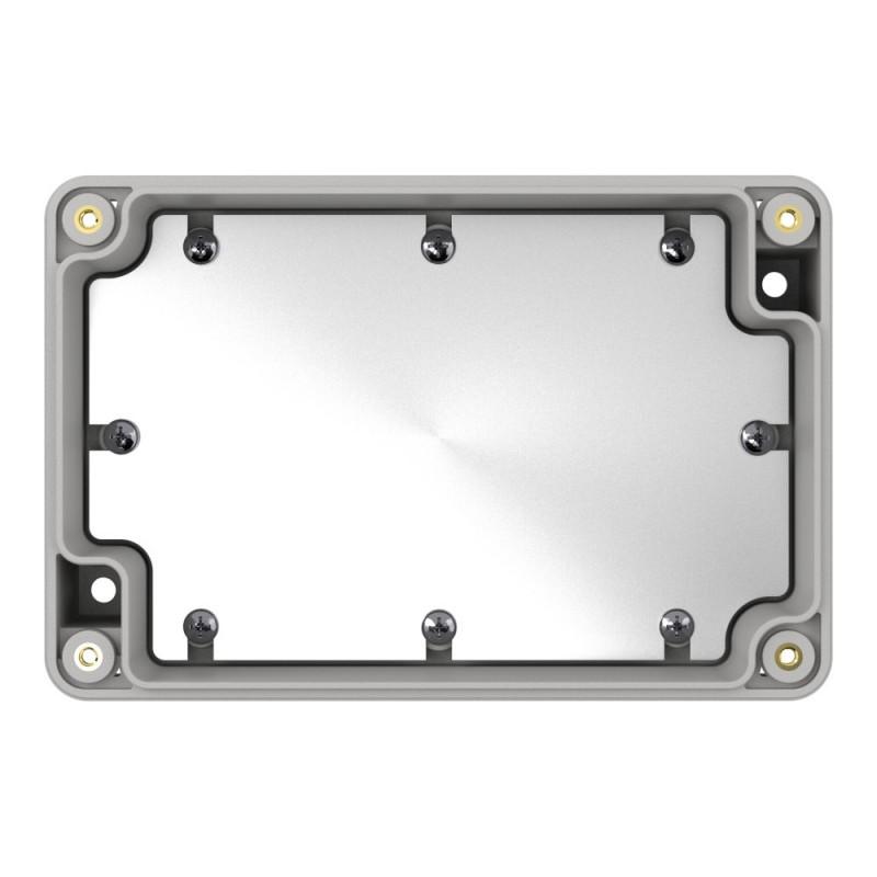 PowerBank Quer 2200 mAh biało-niebieski
