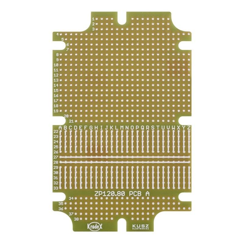 AVT794 B - wzmacniacz akustyczny z układem LM386