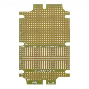Przewody połączeniowe M-F niebieskie 18 cm - 10 szt.
