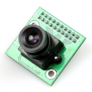 ArduCam MT9D111 2MPx camera module with HQ M12x0.5 lens