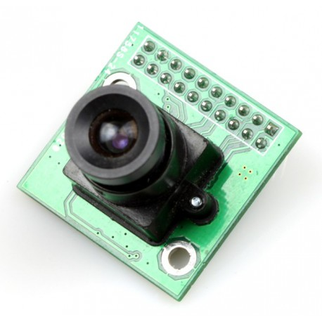 The ArduCam MT9D111 2MPx camera module
