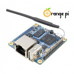 Orange Pi Zero 256MB RAM Quad-Core H2