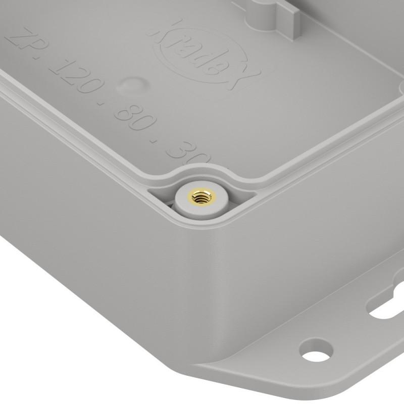Adafruit Feather 32u4 Adalogger - płytka rozwojowa z mikrokontrolerem Atmel 32u4