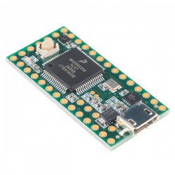 Teensy 3.2 with ARM Cortex M4 - compatible with Arduino