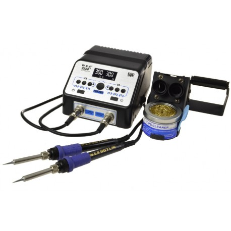 WEP 938D + - thermo-soldering station