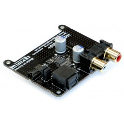 HiFi Shield Plus for Odroid C1+ and C2