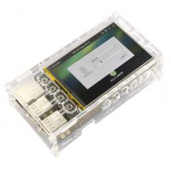 3.5inch LCD Shield Case CLEAR, for Odroid C1, C1+ and C2