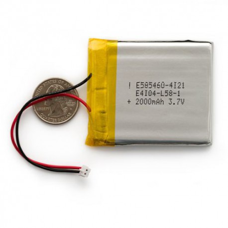 Akumulator litowo-jonowy 1S 2000mAh