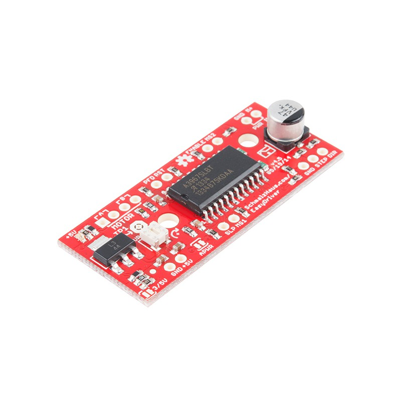 SparkFun Ardumoto - Motor Driver Shield from