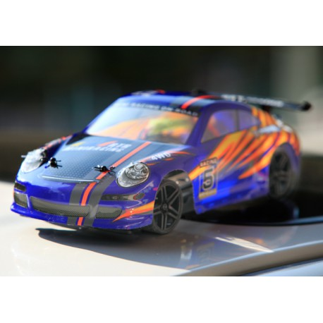 1/18 Scale 4WD Electric Power On-Road PRO Car