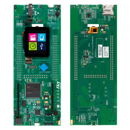 Discovery STM32F412ZG