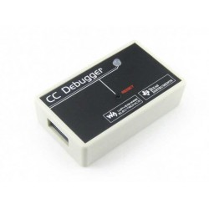 Waveshare CC Debugger - programator/debuger układów TI CCxxxx