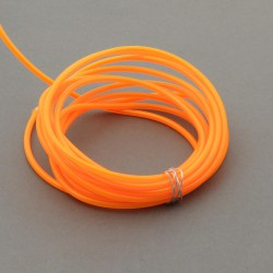 El Wire - yellow 3 m long electroluminescent cable