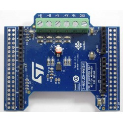 X-NUCLEO-IHM12A1 - Low voltage dual brush DC motor driver expansion board based on STSPIN240 for STM32 Nucleo