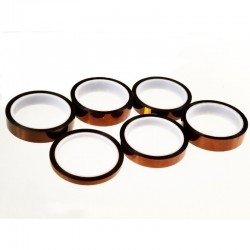 Kapton tape with a width of 150mm and a length of 33m