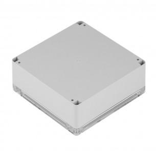 Kulka podporowa + mocowanie dla podwozia Romi Chassis - Czerwone