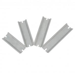 Podwozie Romi Chassis Kit - Czarne Pololu 3500
