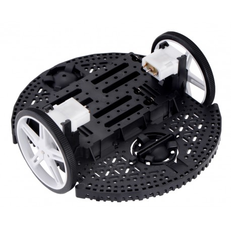 Podwozie Romi Chassis Kit - Czarne
